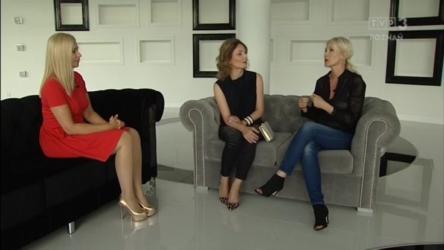 '' Siła wizerunku '' program TVP 3