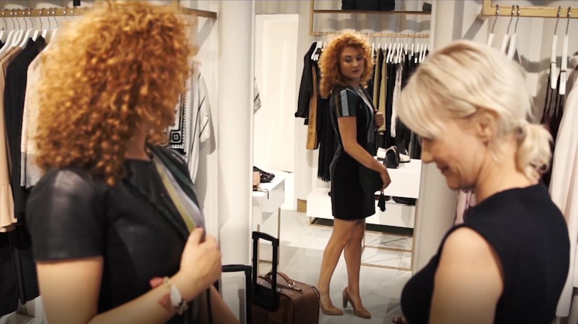 Grudniowe promocje na usługi Analiza Koloru i stylu i zakupy ze stylistką, coaching