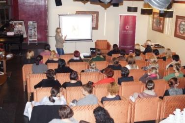 wykład Klub Kobiet Przedsiębiorczych